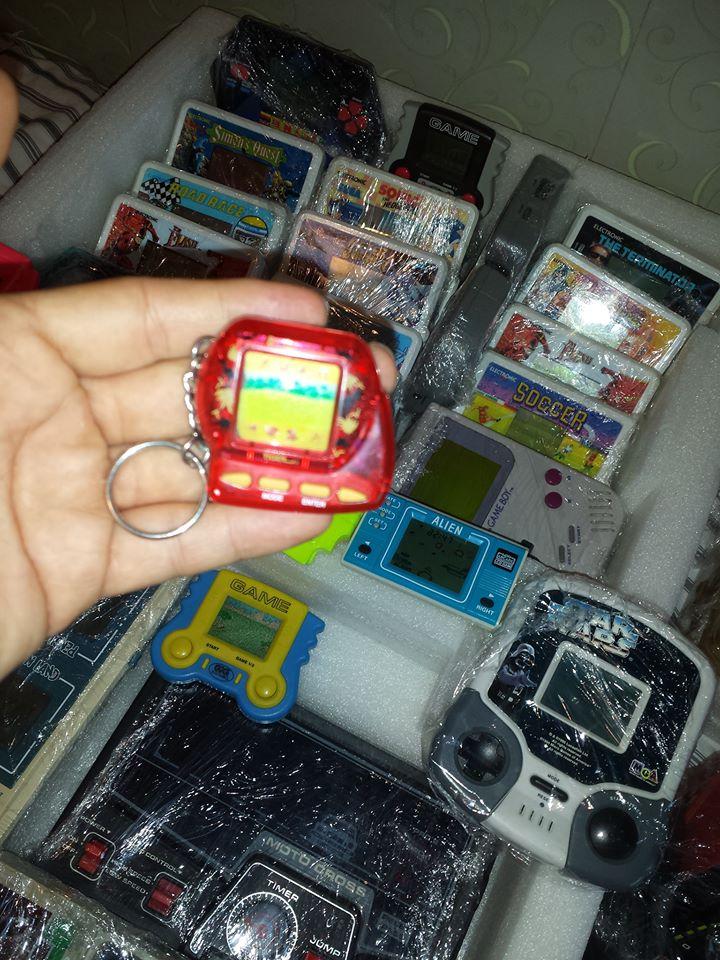 I miei giochi elettronici