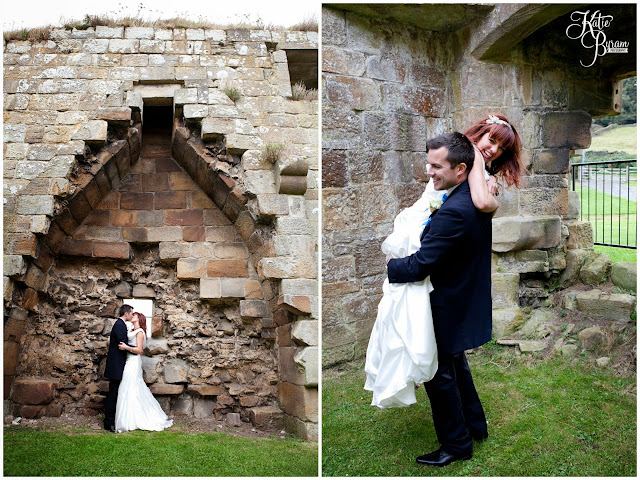 ronald joyce, victoria jane, wedding dress, fitted wedding dress, unusual veil, danby castle wedding, quirky wedding photography, katie byram photography, north east wedding, yorkshire wedding photography, whitby wedding, dogs at wedding, horse at wedding, pets at wedding