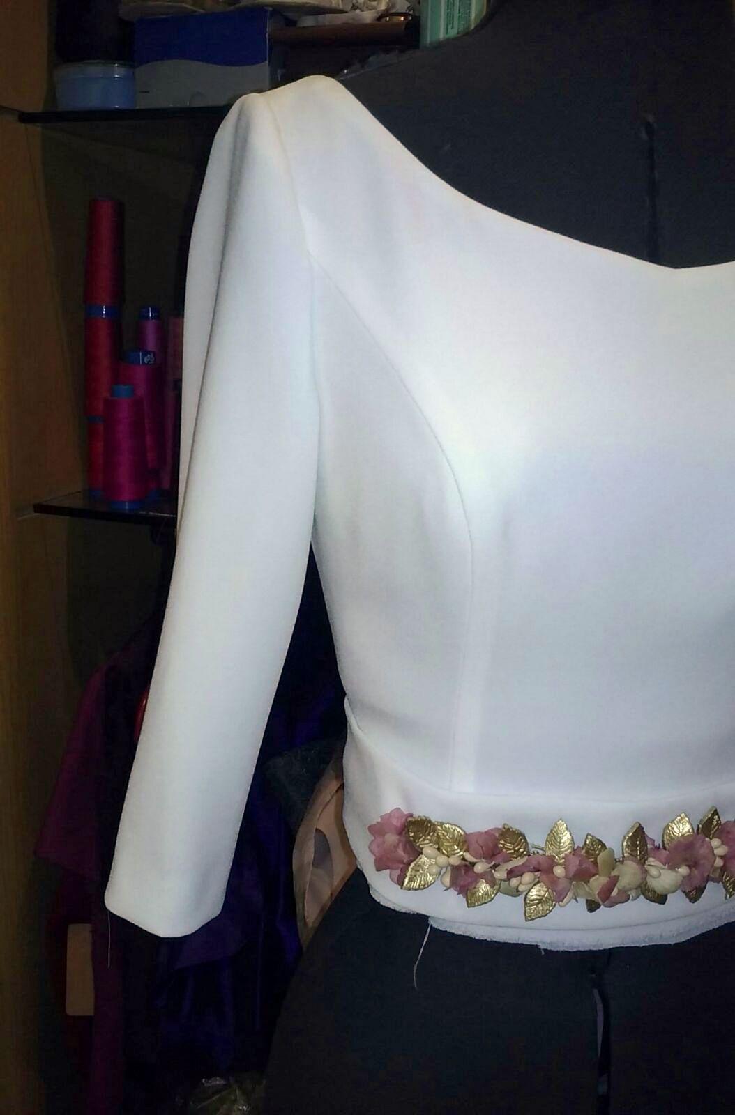 DIHER Atelier: Realizando un vestido de novia