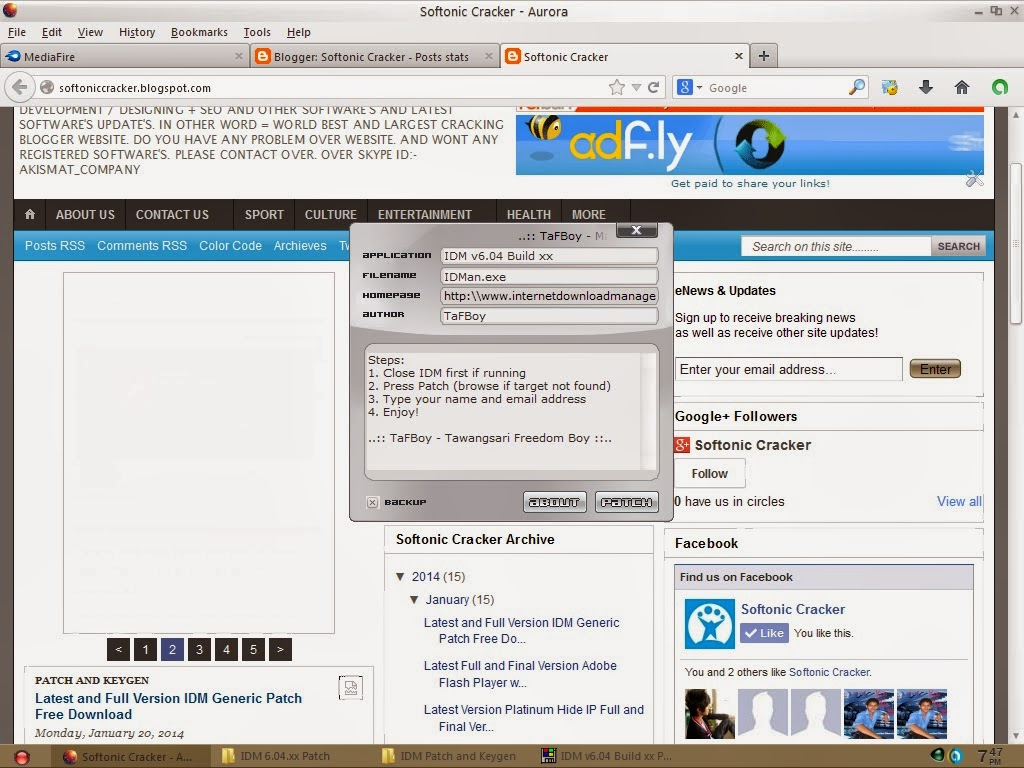 adobe flash player free download for windows 7 32 bit softonic