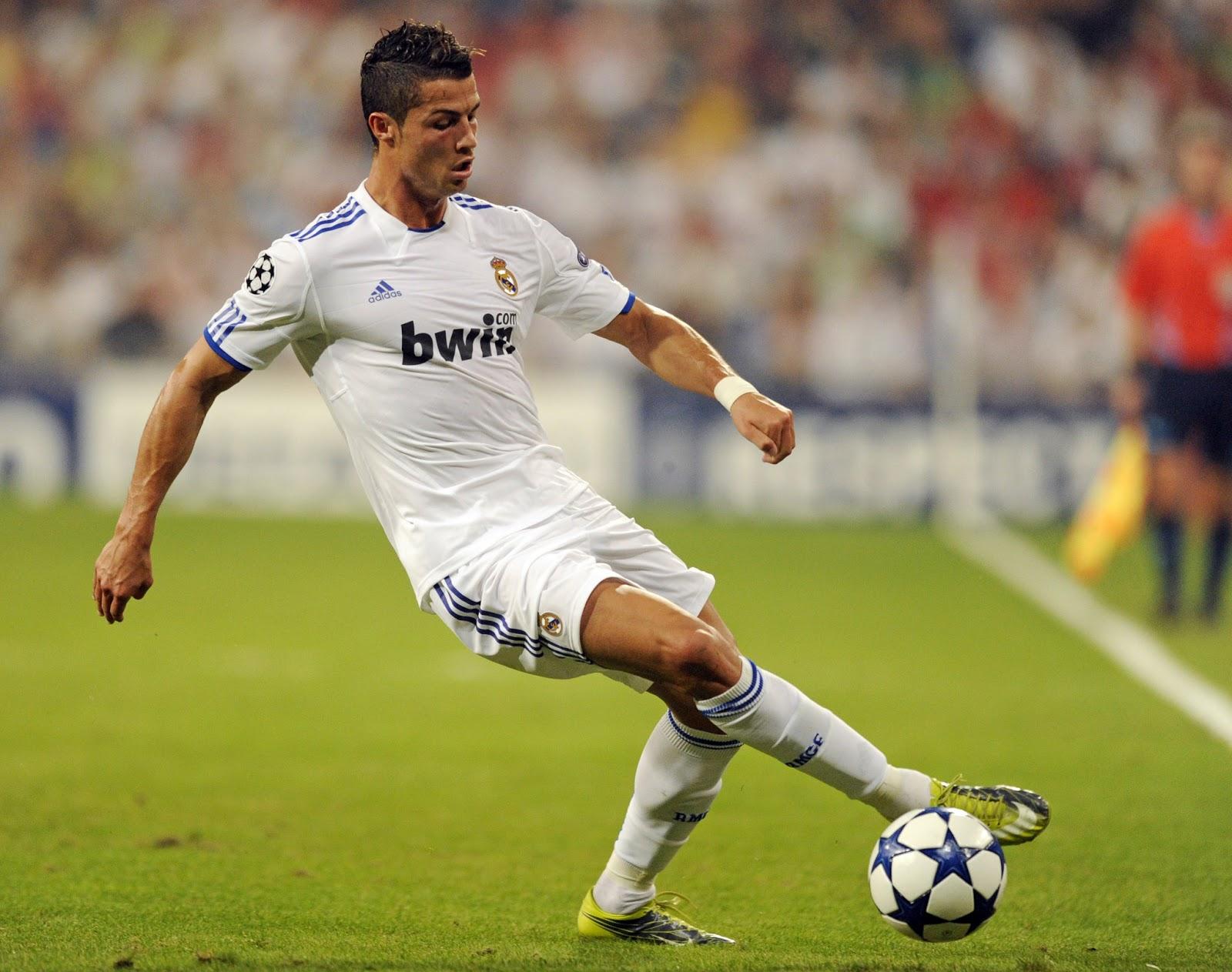 Cristiano Ronaldo cool