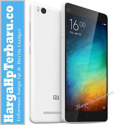 Harga Hp Terbaru Dan Spesifikasi Xiaomi Mi 4i