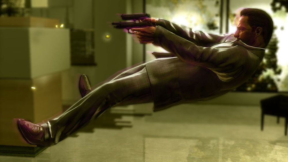 6+(1) New Max Payne 3 Screenshots