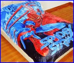 Jual Selimut New Seasons Blanket Spiderman Strike