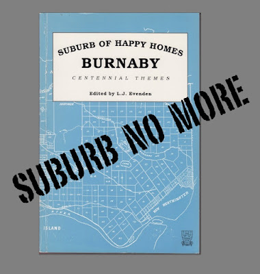 Burnaby B.C. - Historical Development,  book  1995