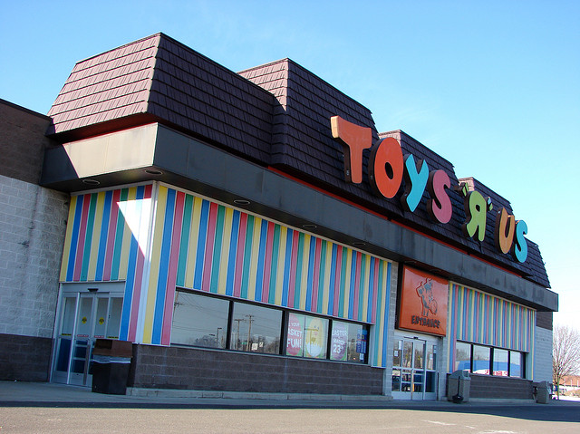 Toys R Us Mall : Trip to the mall almost complete list all vintage