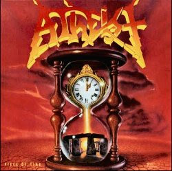 Atheist Piece of Time CD cover