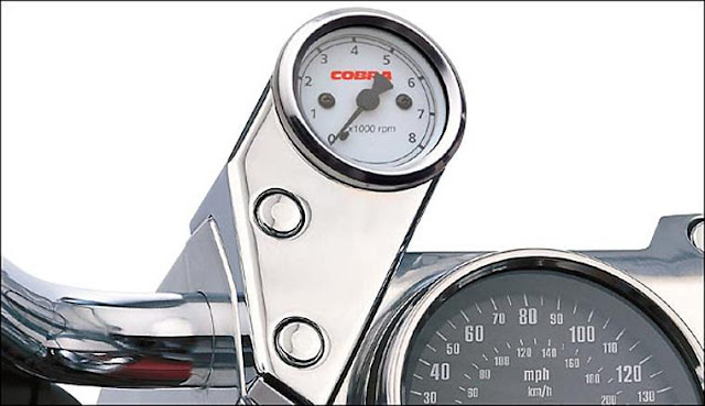 Cobra Tach | Cobra Bolt-On Tachometer | Cobra Tachometer | Tachometer | Cobra Bolt-On Tach Kit 01-1940