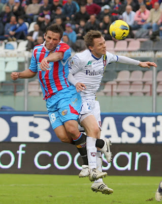Catania Chievo 1-2 highlights sky