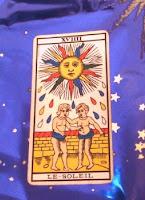 Arcano XVIIII- El Sol