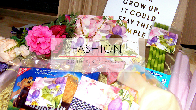 Subscription box, fashion and beauty