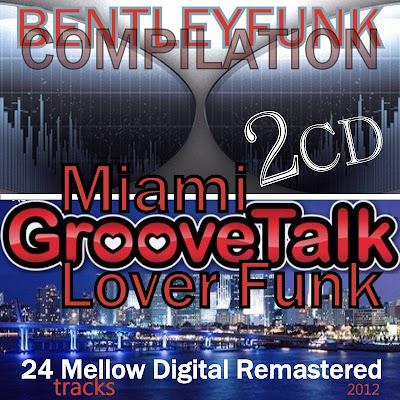 Miami Groovetalk Lover Funk / 2 D / 24 TRACKS