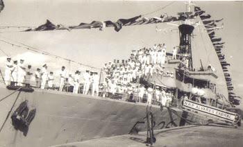 Dia da Marinha 1970 (Porto Amélia)