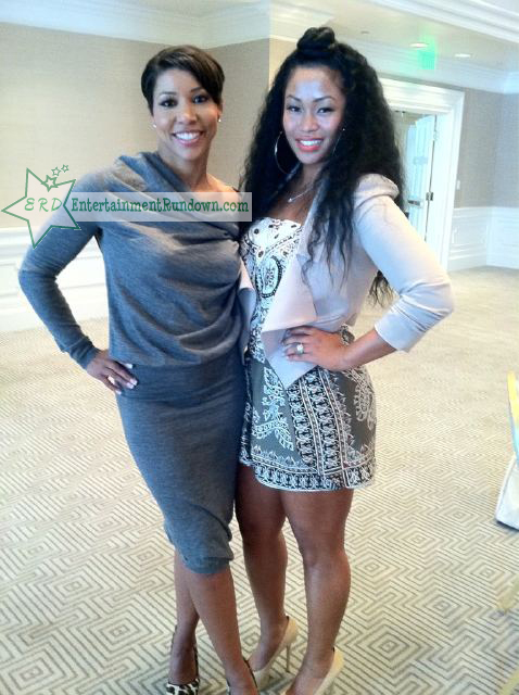 tia mowry baby daddy. Tia Mowry#39;s Baby Shower Photos