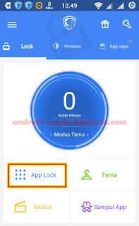 Aplikasi Pengunci BBM APK Tanpa Root