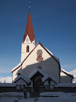 Church in Obergurgl