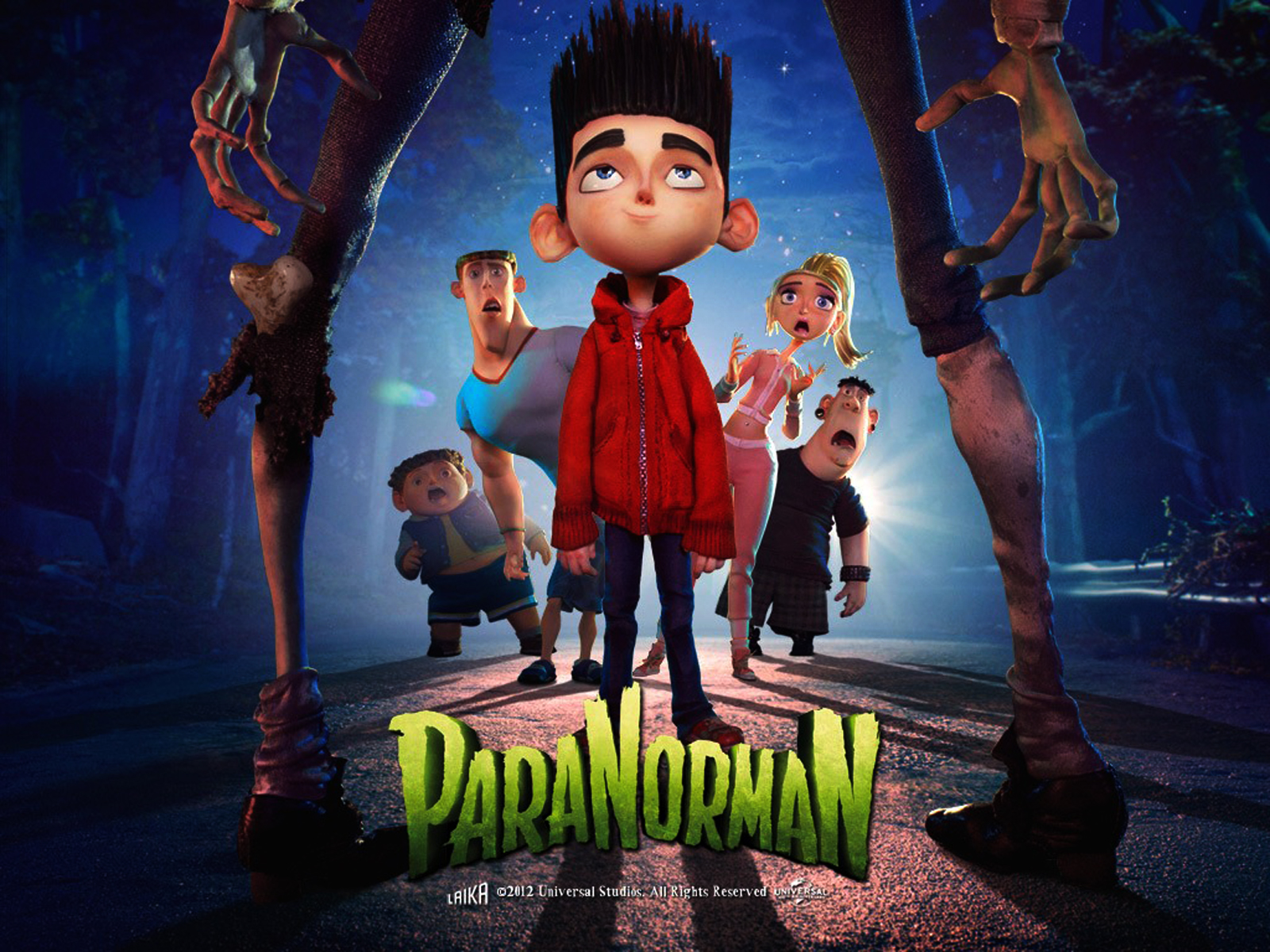 ParaNorman Animation Movie HD Wallpapers:Image to Wallpaper