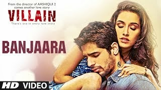 EK  VILLAIN MOVIE SONG LYRICS & VIDEO | SIDHARTH MALHOTRA | SHRADDHA KAPOOR | RITEISH DESHMUKH