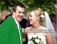 cara edit background dan ganti latar belakang baju untuk foto pernikahan dan prewedding