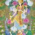 Honoring the Sacred: A Beautiful Image of the Goddess Saraswati