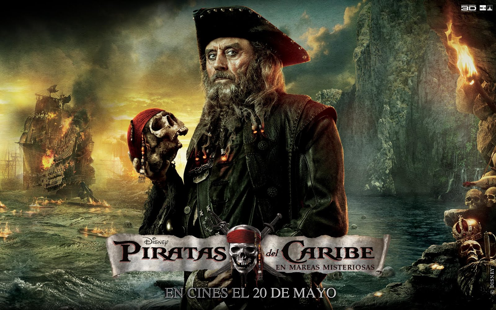 Fotos de piratas del caribe 4 82