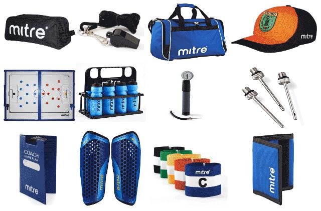 Aksesoris Bola Produk Mitre telah disuguhkan melalui Mitre.co.id situs Belanja Online Perlengkapan Futsal dan Bola.