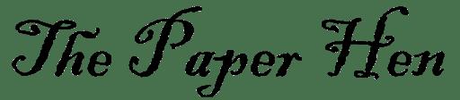 The Paper Hen