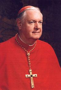 Resultado de imagem para cardeal edward egan
