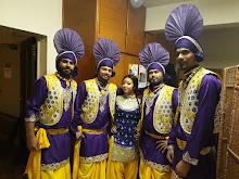 Punjabi Bhangra Crew