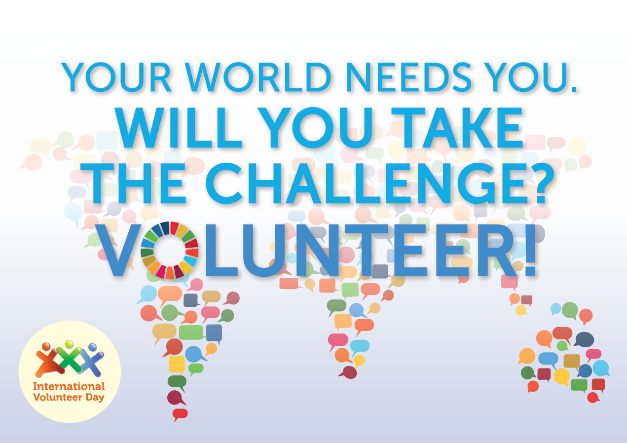 PARMIONOVA: International Volunteer Day (IVD) 2015 ...
