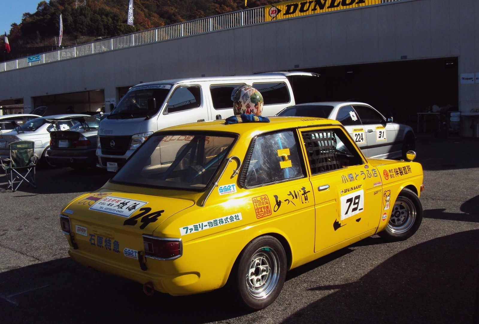 Toyota Publica UP30, sportowe samochody, wyścigi, japońskie, JDM, classic, racecar, photos