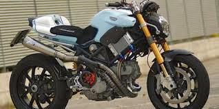 Motor Ducati Bergaya Robotik