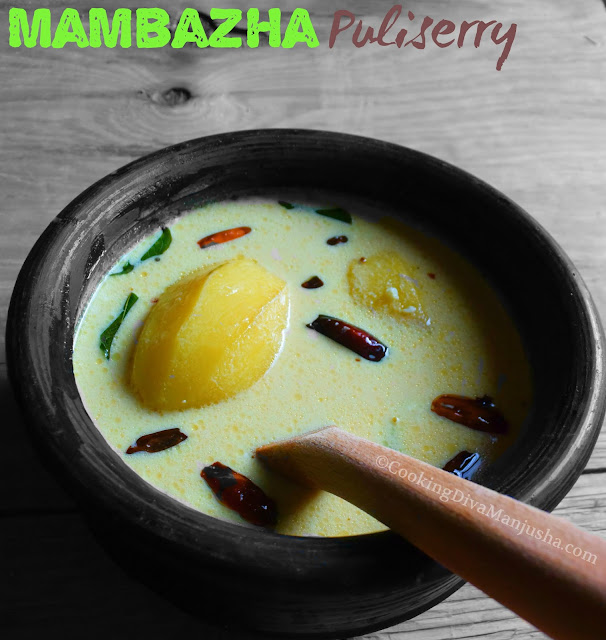 Mambazha-puliserry-recipe