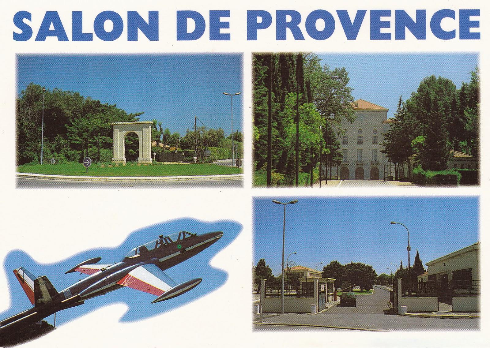 Philatelie et aviation militaire 30eme anniversaire de la for Base 701 salon de provence