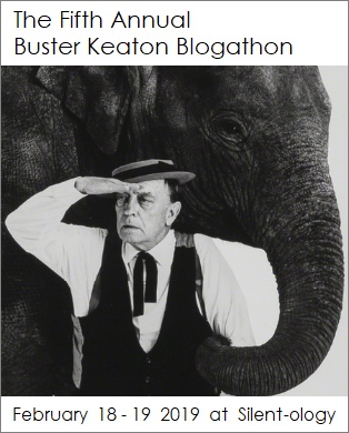 It's a Buster Blogathon!!