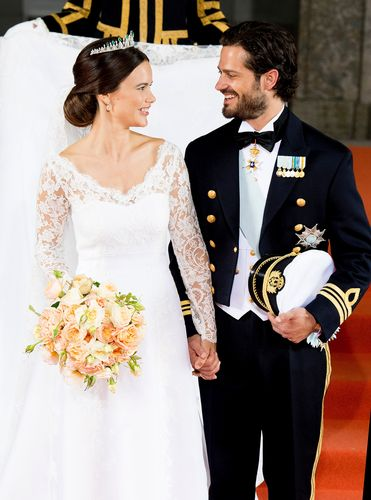 wedding Prince Carl Philip and Sofia Hellqvist