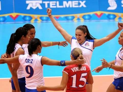 Puerto Rico-Cuba-Mundial-Voleibol-Femenino