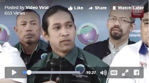 Sidang Media Yusuf Azmi PPIM Berikutan Penahanan PDRM Keatas Dirinya