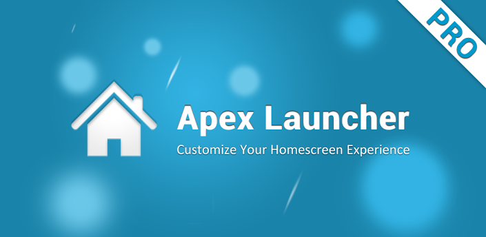 android softwares com Apex Launcher Pro v1 3 5