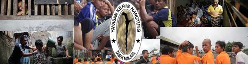 Vidoe Yayasan Keris Nangtung