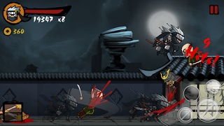 Download Game Ninja Revenge V1.1.8 MOD Apk