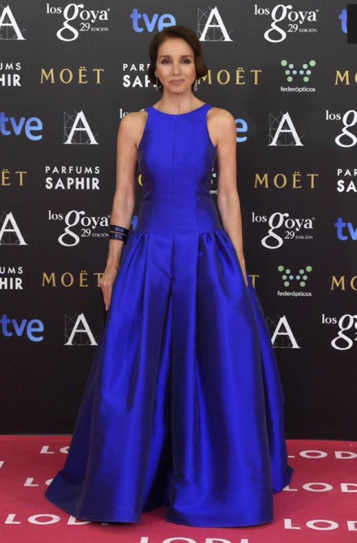 Emi & Trends: Las 10 mejor vestidas de la Gala de los Goya 2015