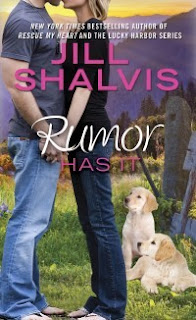 Book cover  of Rumor Has It