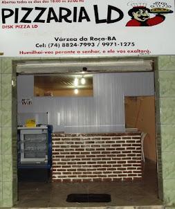 Pizzaria LD em novo endereço em Várzea da Roça