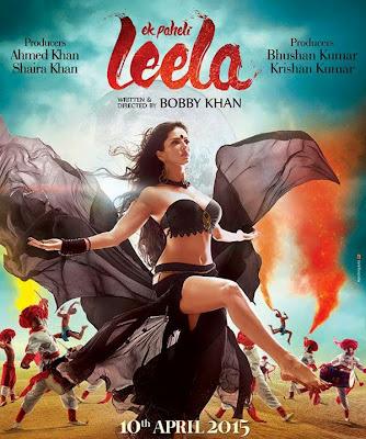Ek Paheli Leela 2015 Hindi DVDRip 480p 400MB ESub