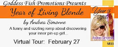 Year of Living Blonde - 27 February
