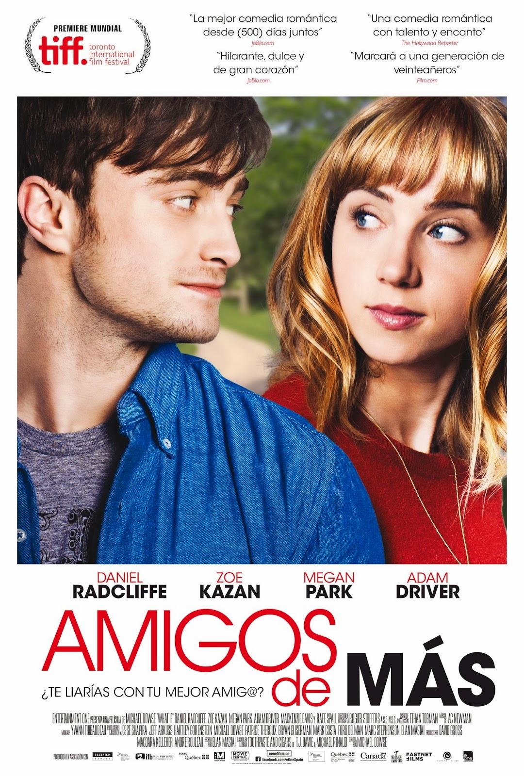 Amigos De Más (What if) (2013)
