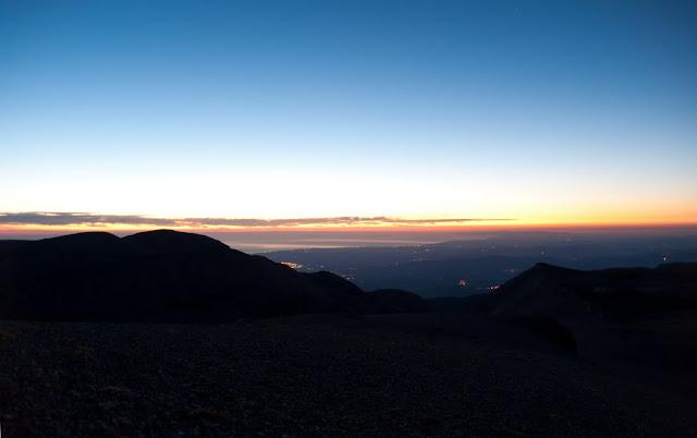 Alba dal Monte Amaro della Majella