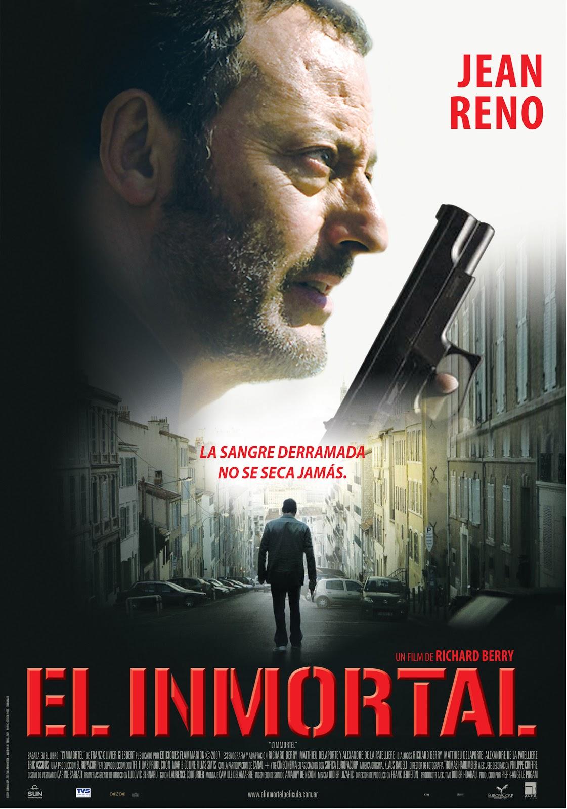 22 Balas ( El inmortal) (2010)