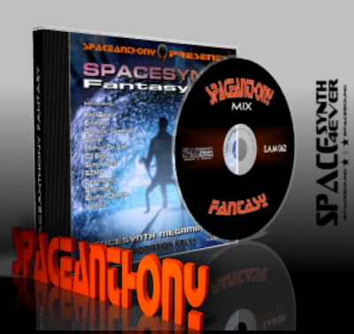 SPACESYNTH FANTASY MIX Vol.2 (mixed by SpaceAnthony) 2011